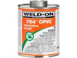 CPVC Glue Weld On IPS 724